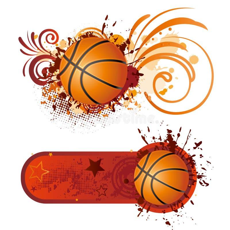 esporte do basquetebol ilustração royalty free