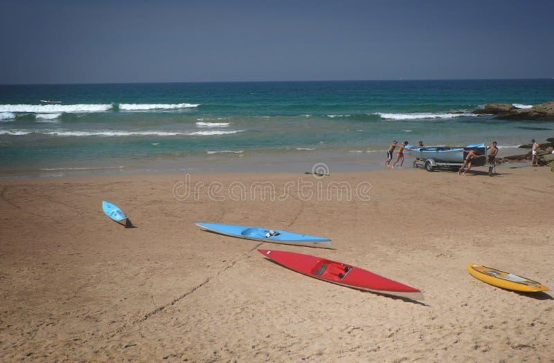 Esportes do oceano imagens de stock