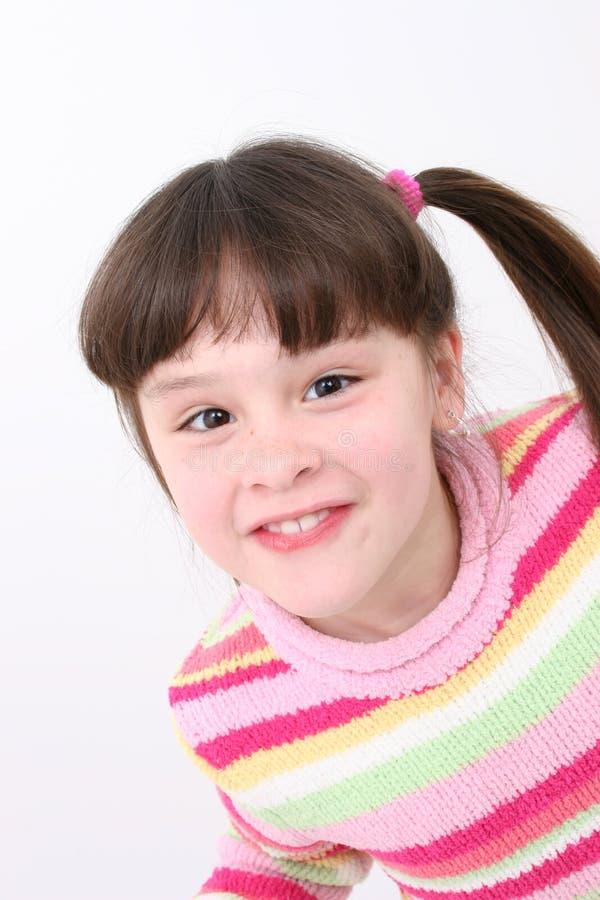 Download Espreitar Em Torno Do Canto Imagem de Stock - Imagem de criança, miúdos: 64457