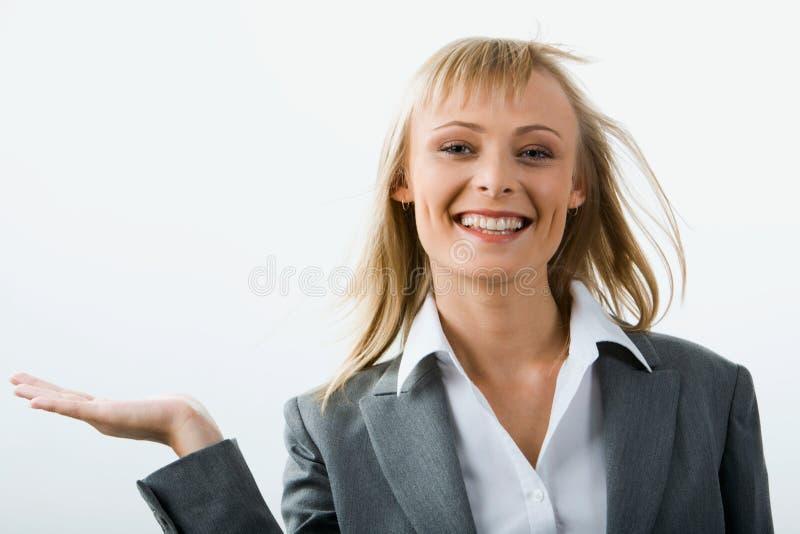 Espressione della positività immagini stock