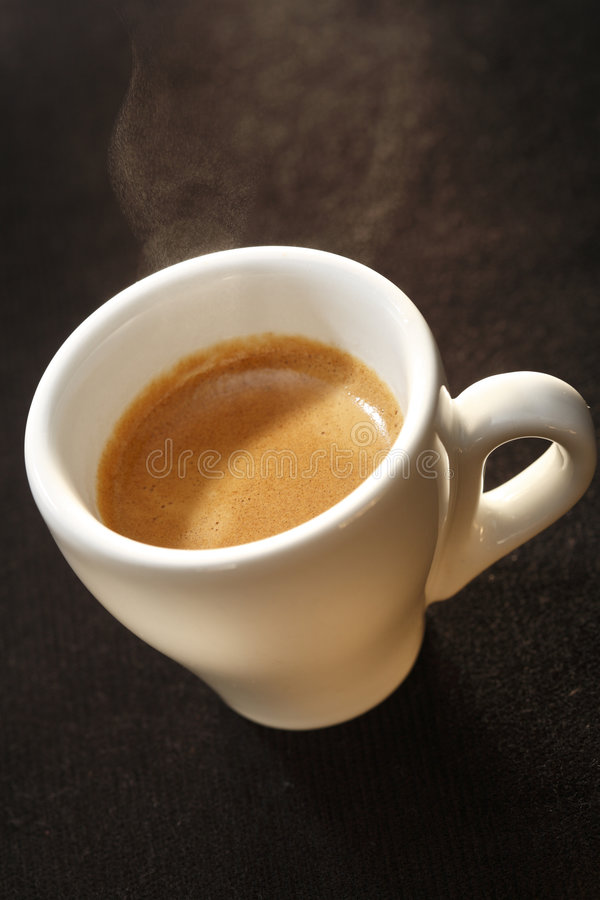 espresso чашки стоковые фото