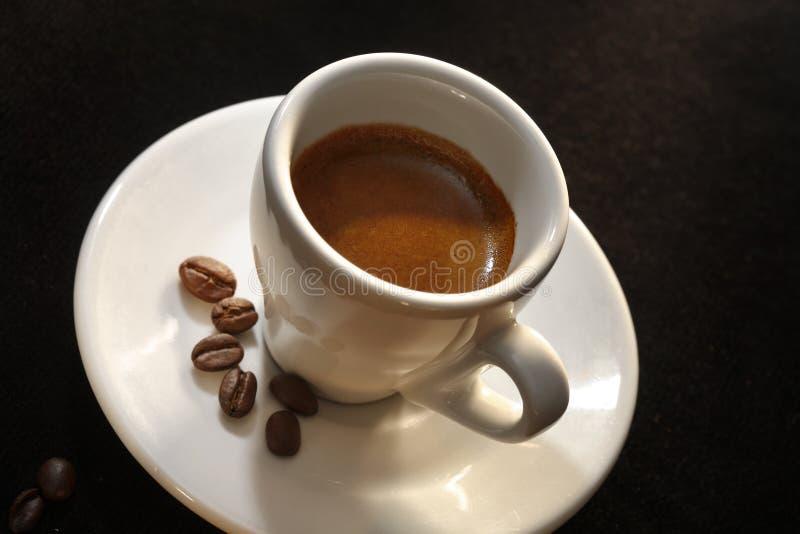 espresso чашки стоковое фото rf
