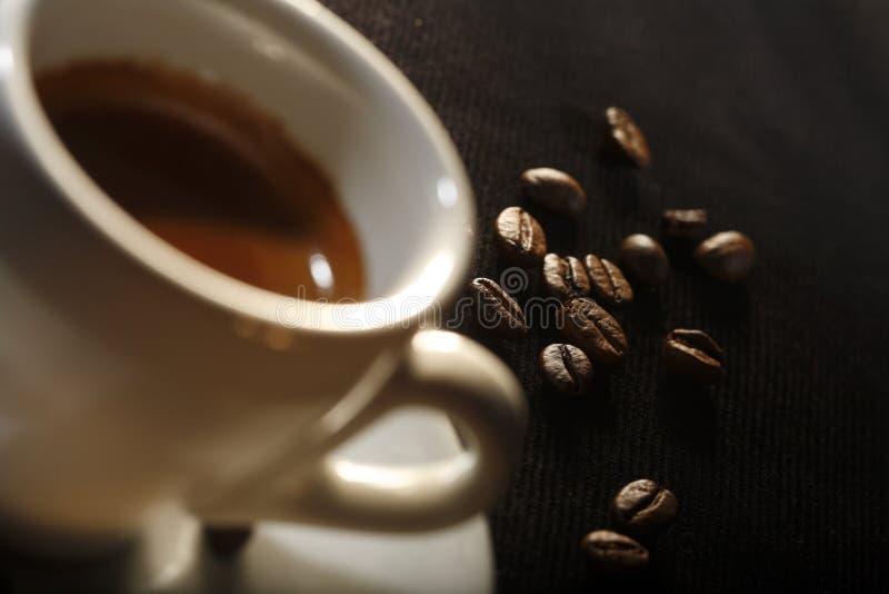 espresso чашки стоковое изображение