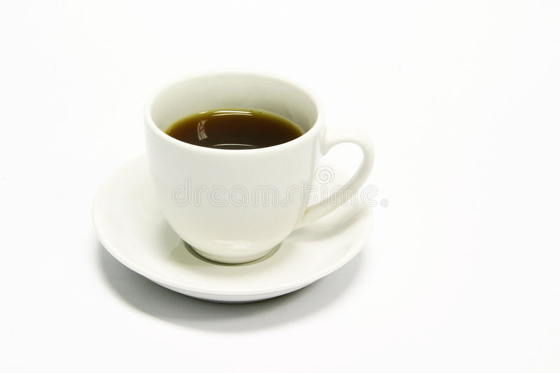 Download Espresso stock photo. Image of white, drink, saucers, espresso - 100458