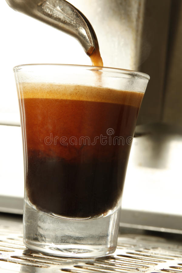 Download Espresso stock photo. Image of maker, gourmet, brewery - 25271926