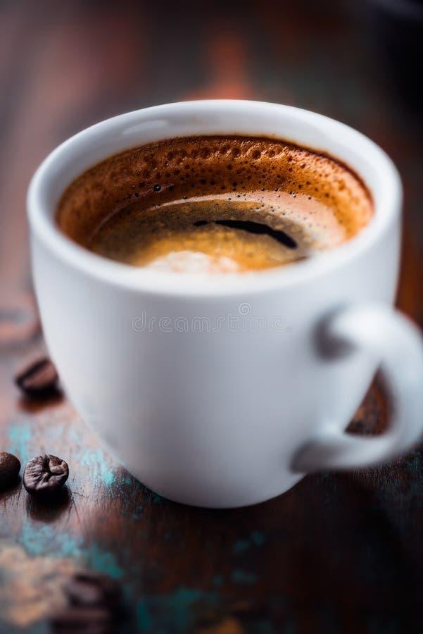 Download Espresso stock photo. Image of close, arabica, crema - 25789400