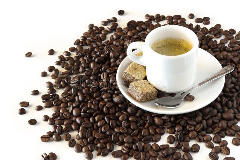 Espresso stockfoto