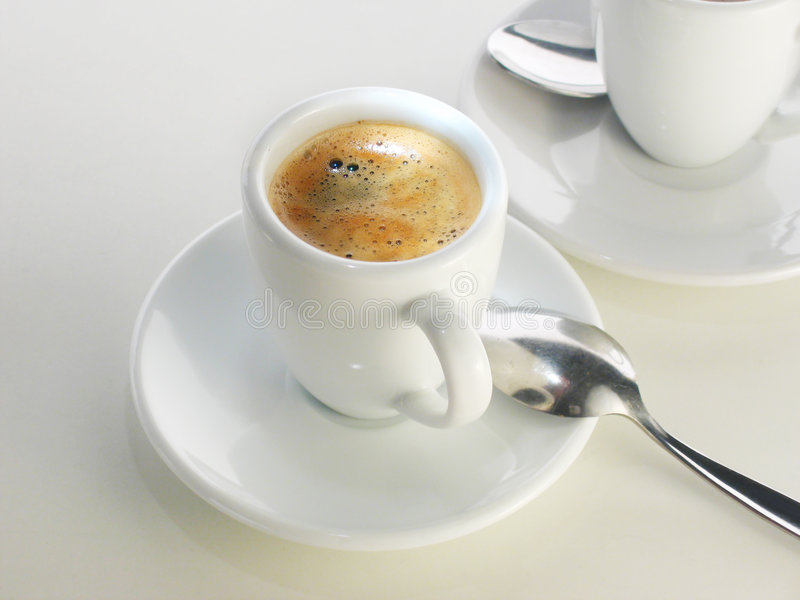 Download Espresso Stock Image - Image: 516691