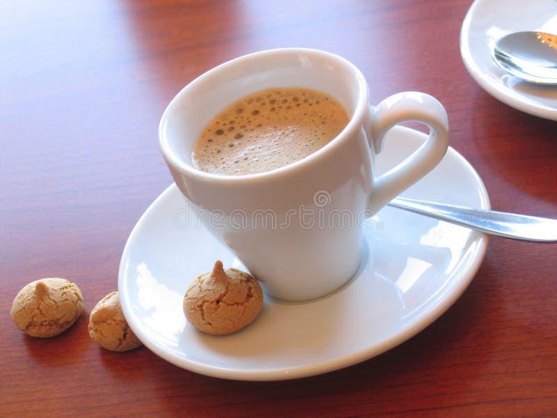 espresso arkivbild