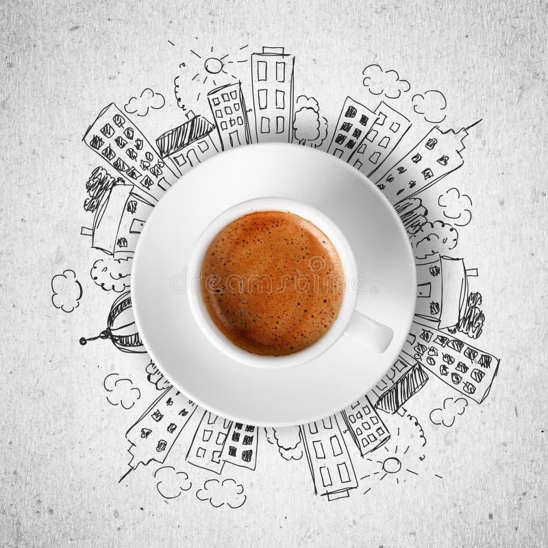 espresso стоковое изображение