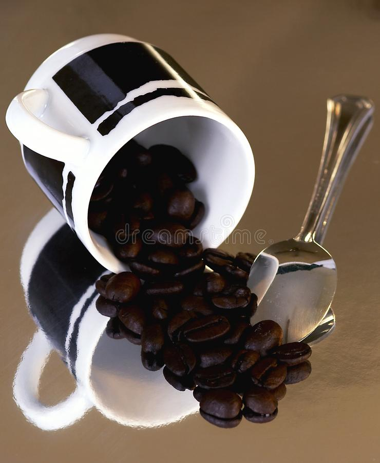 Download Espresso bean stock image. Image of coffee, java, beans - 536281