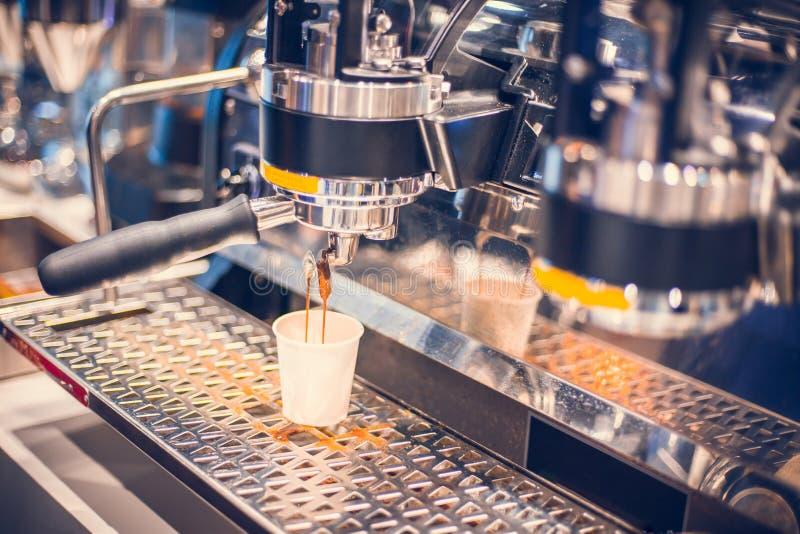 Espresso machine royalty free stock photos