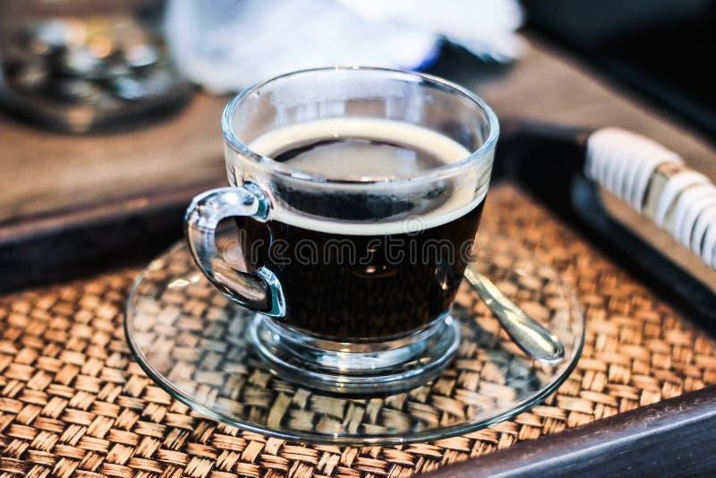 Espresso coffee royalty free stock photography