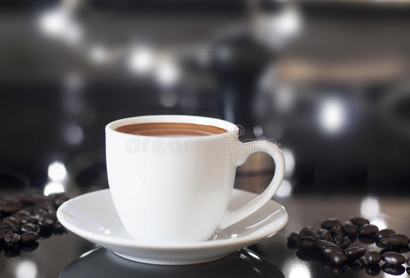 Espresso Cup Royalty Free Stock Photography