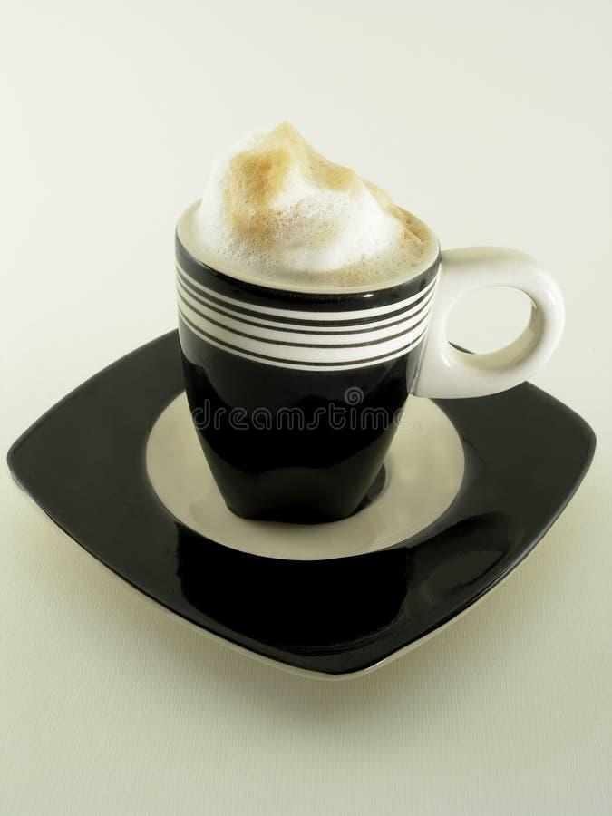 espresso demitasse fotografia stock