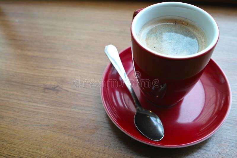 Espressokaffe royaltyfri fotografi