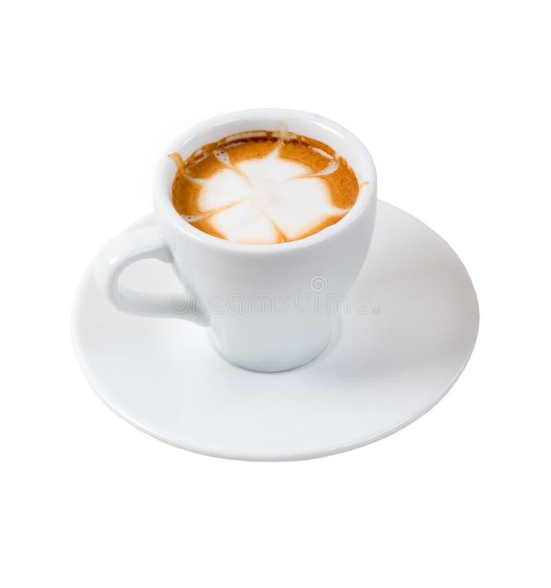 Espressokaffee. Tasse Kaffee lizenzfreies stockfoto