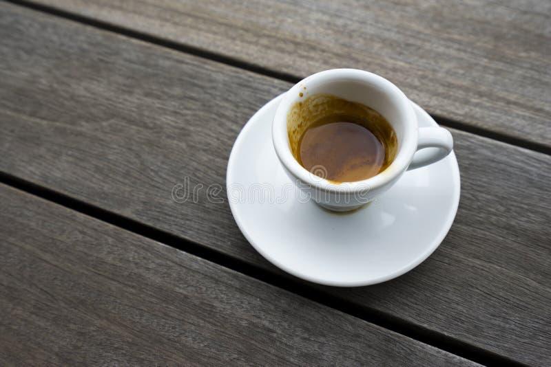 Espressokopp 2 fotografering för bildbyråer