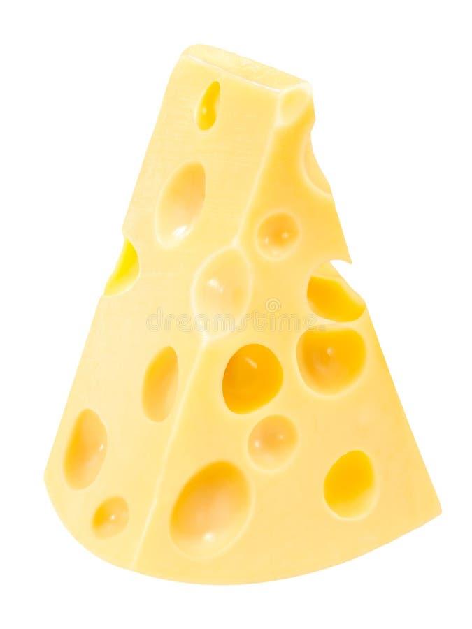 Espritlöcher des Schweizer Käses, Keil, Wege stockfoto