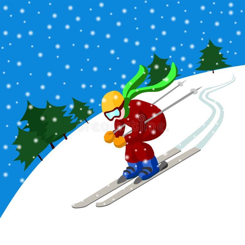 esquí fotos de archivo