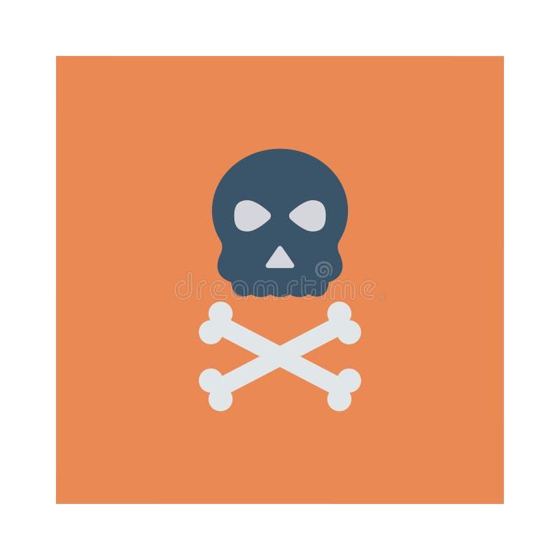 esqueleto stock de ilustración