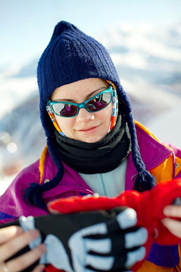 Esquiador fotos de archivo libres de regalías