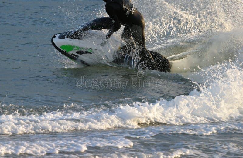 Download Esquiador do jato imagem de stock. Imagem de placa, skier - 60267