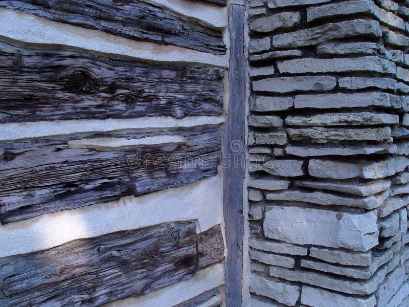 Download Esquina del edificio foto de archivo. Imagen de madera, edificio - 75536
