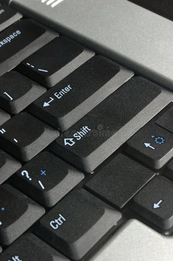 Download Esquina Del Teclado De La Computadora Portátil Imagen de archivo - Imagen de teclado, tecnología: 182843