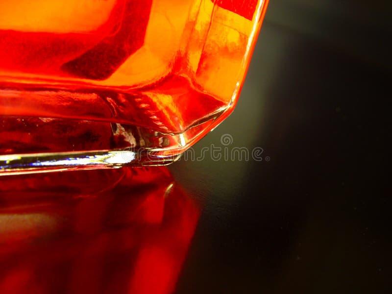 Esquina Roja Fotografía de archivo libre de regalías