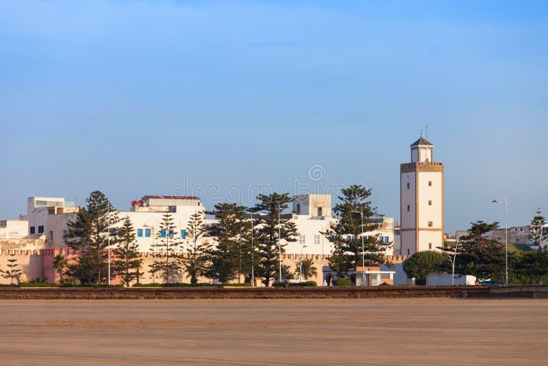 Essaouira στο Μαρόκο στοκ εικόνες