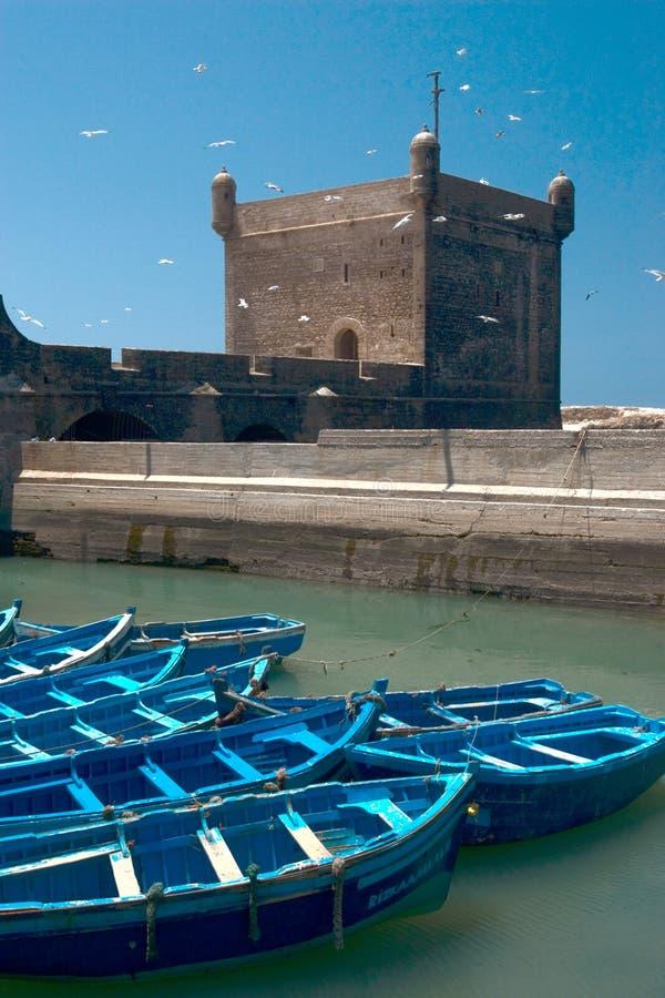 Essaouira stockbild