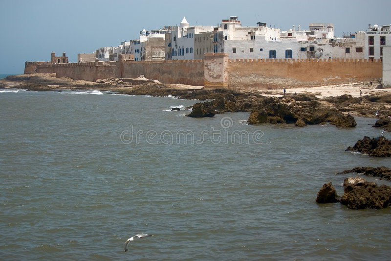 Essaouira stockfotografie
