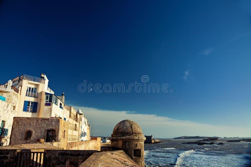 Essaouira. Old arabic city Essaouira (Morocco) photo stock images