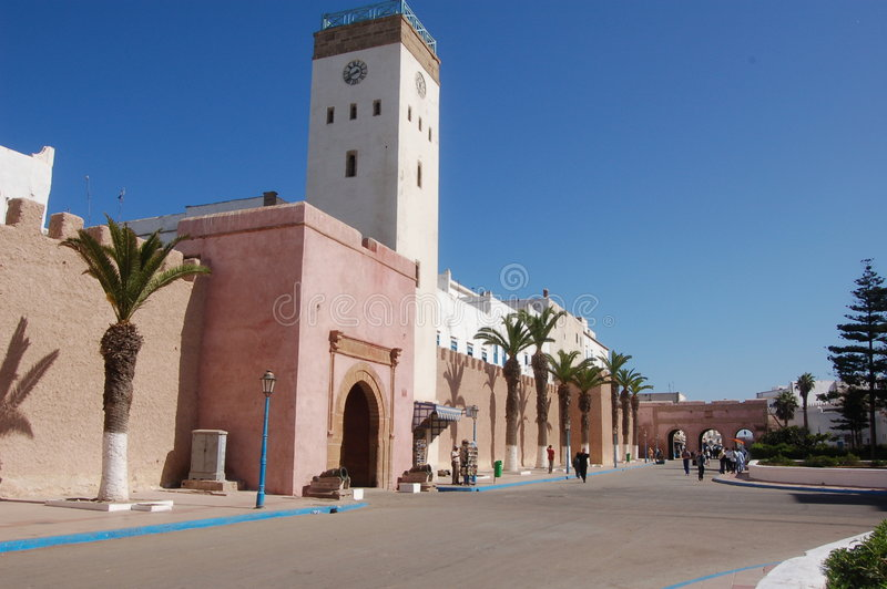 Essaouira 2 stock photo