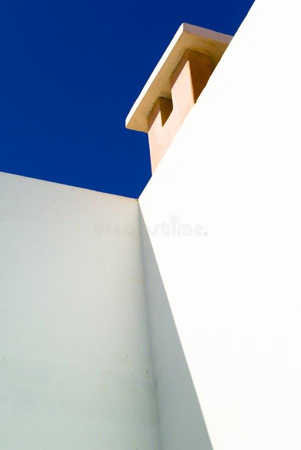 Essaouira architecture, Morocc stock photo