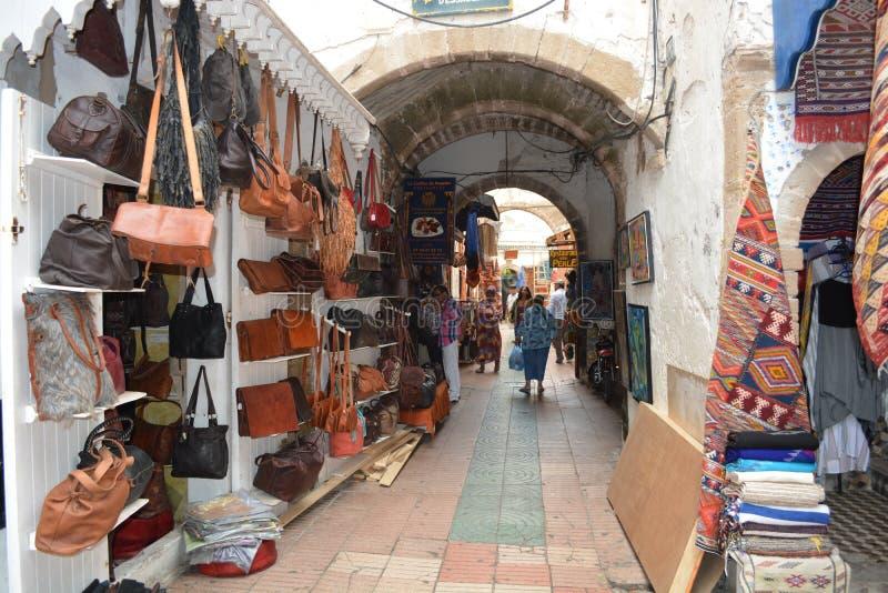 Essaouira, Marocco fotografie stock