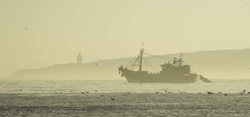 Essaouira, Marokko, Afrika stockfotos