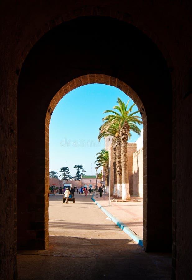 Essaouira, Maroko obraz stock