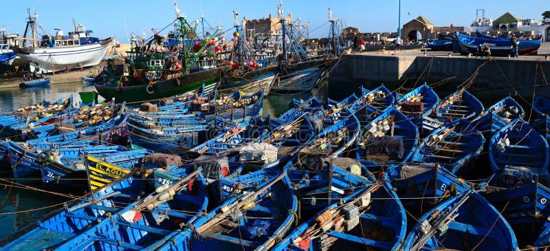 Essaouira port royalty free stock photos