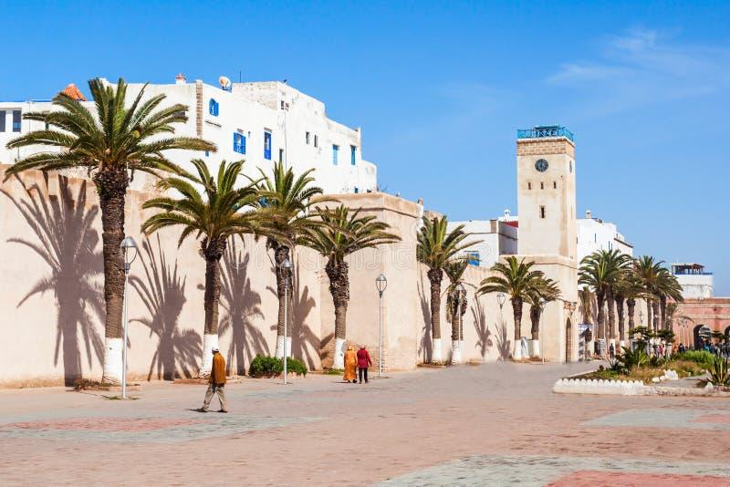 Essaouira w Maroko zdjęcie royalty free