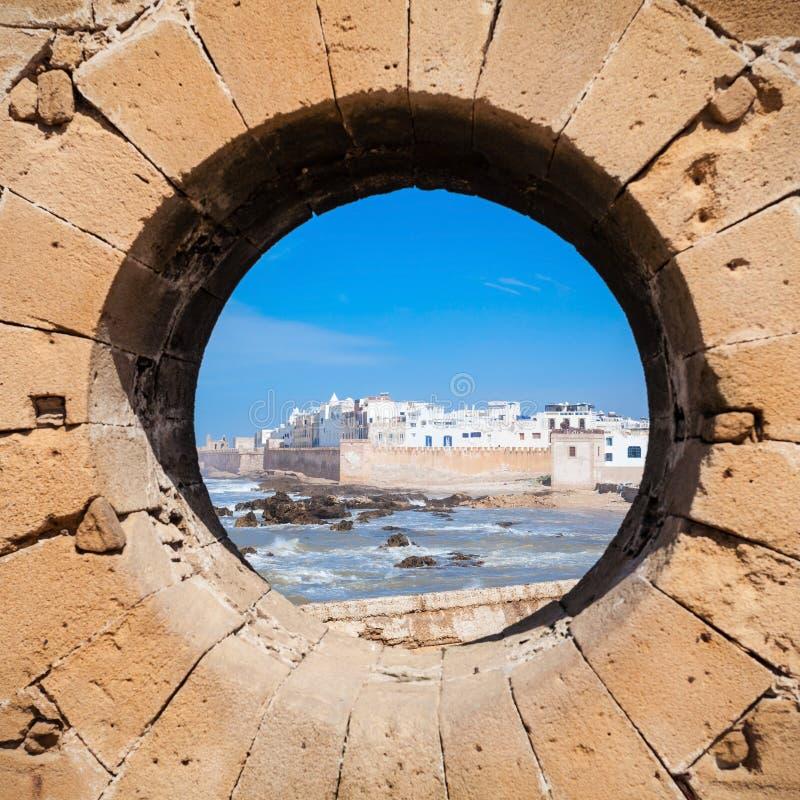 Essaouira w Maroko obrazy royalty free
