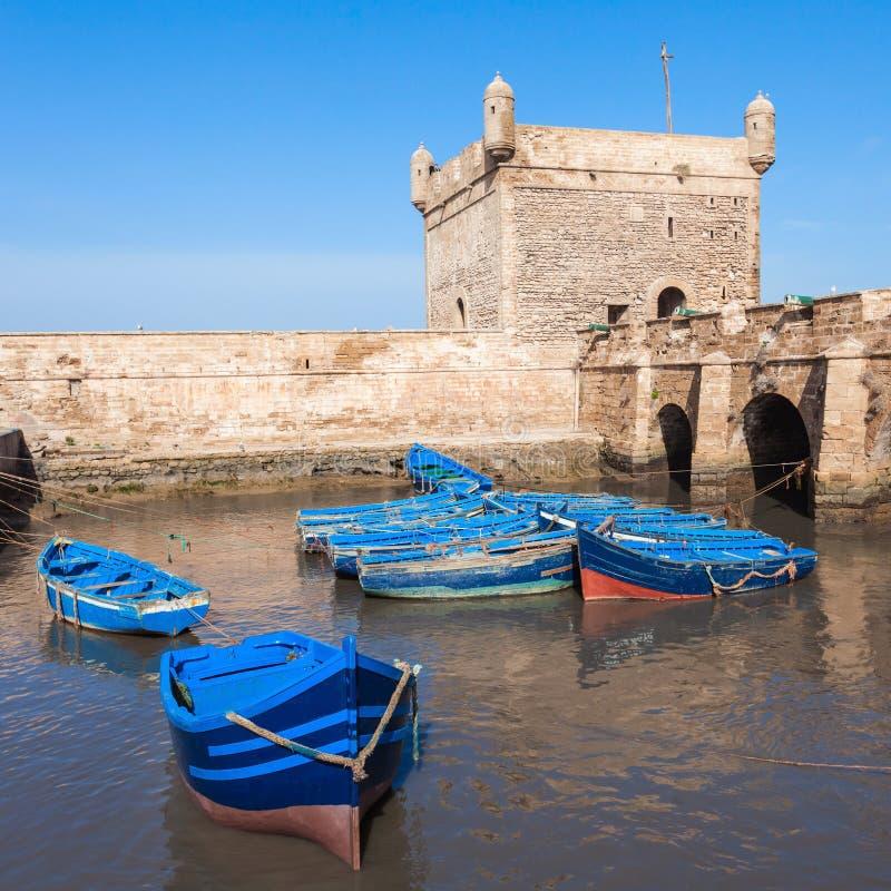 Essaouira w Maroko fotografia royalty free