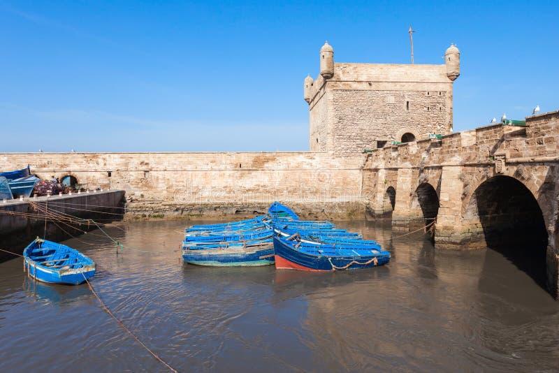 Essaouira w Maroko zdjęcie stock