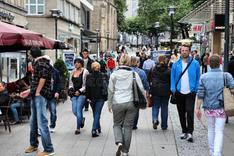 Essen, Allemagne photo stock