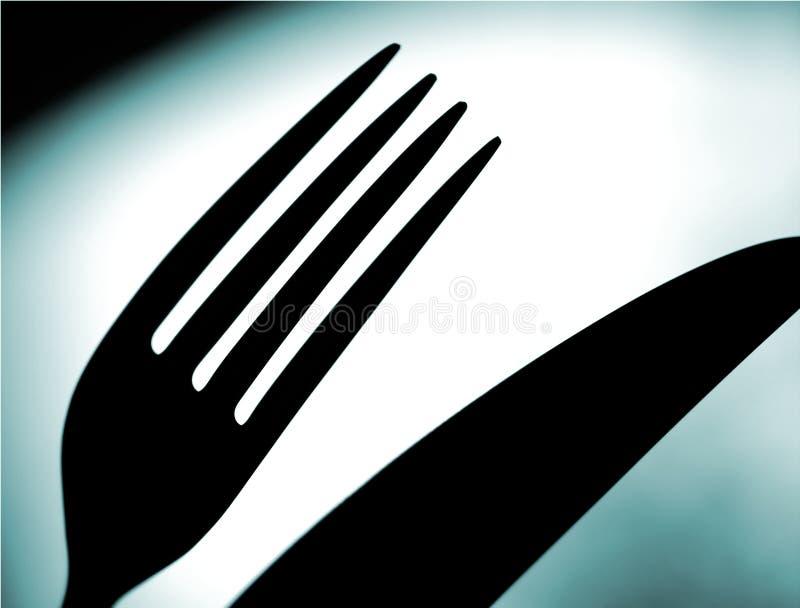 Essen Sie? Lizenzfreie Stockbilder