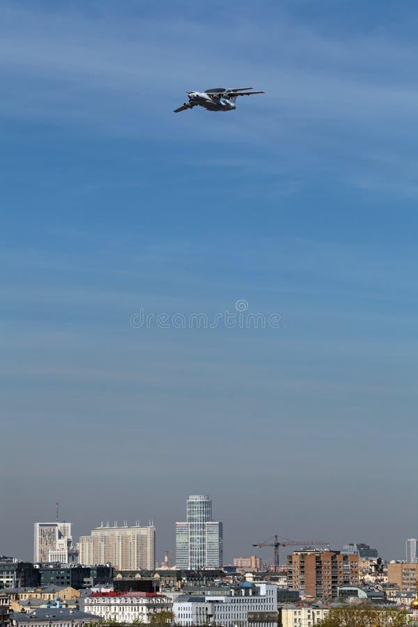 Essencial de Beriev A-50 imagem de stock royalty free
