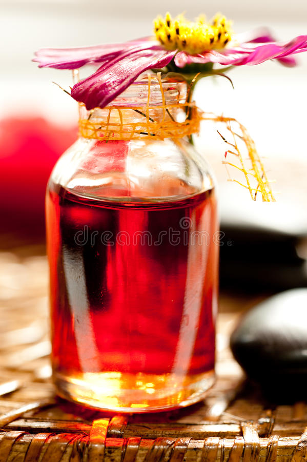 Download Essential Oil For Aromatherapy Stock Image - Image: 26173595