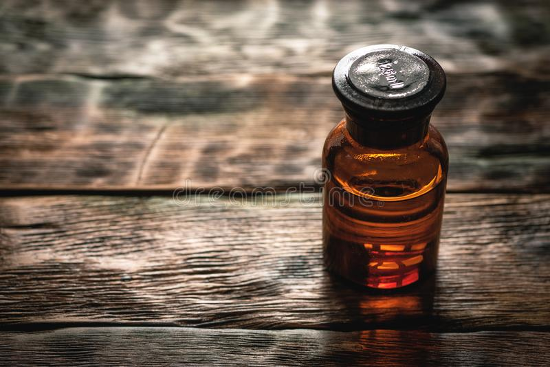 Essential oil. stock photography