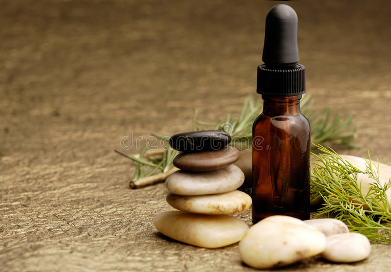 Download Essential Oils stock image. Image of bath, beauty, paper - 1562747
